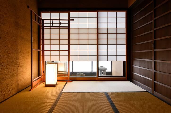 ★Large Villa w Garden★Near to Station★Bed&Tatami