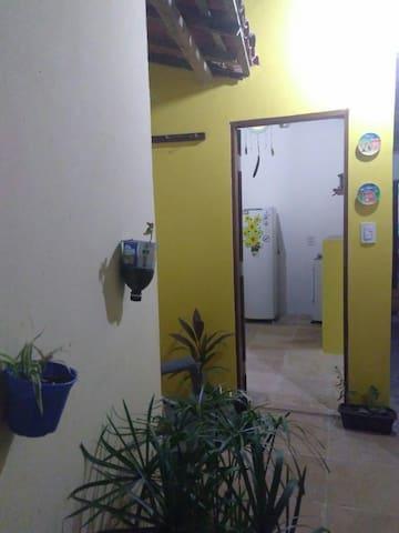 Local aconchegante no Centro da Vila de Jeri