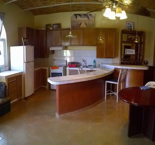 Casa La Palapa - Lo de Marcos - Casa