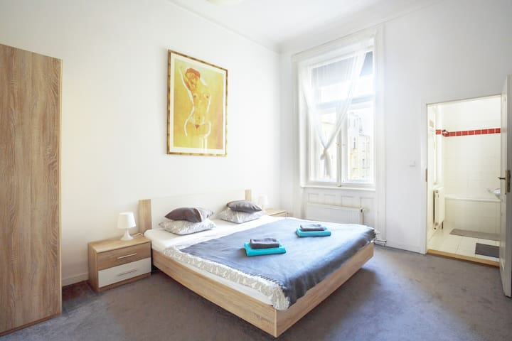 BEST LOCATION IN PRAGUE! Luxury apartment!
