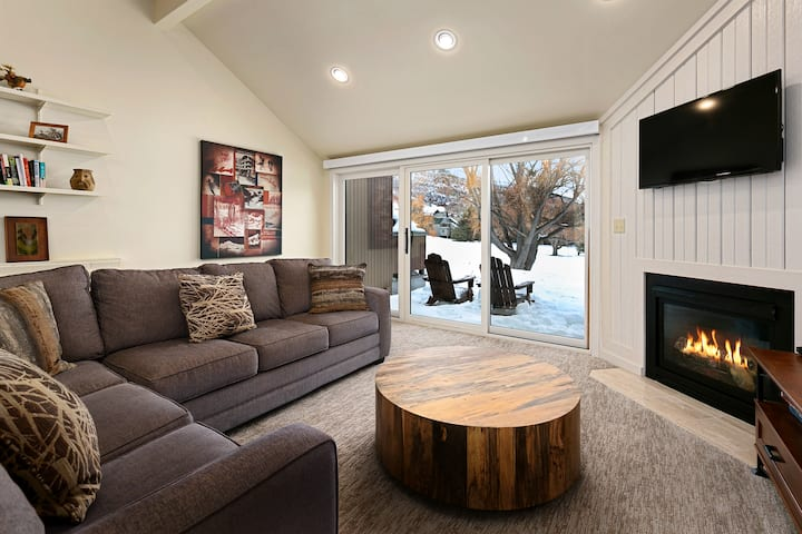 Three Kings Townhome 1-Bedroom Loft - -Walk to Park City Mountain Ski Resort