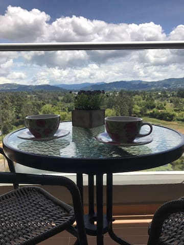 Modern Apartment in Rionegro with Great View