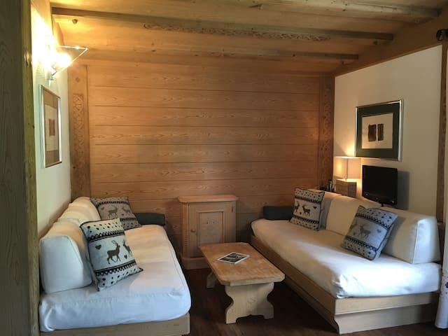 Casetta Faby - Selva di Val Gardena - Appartement