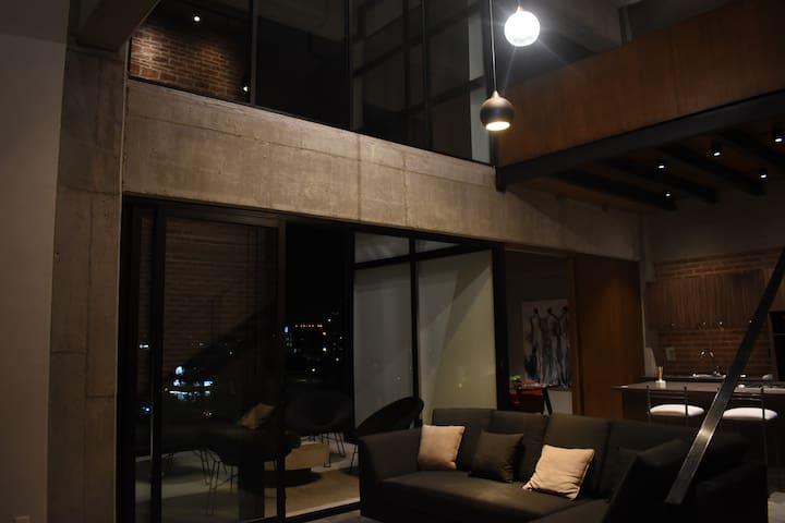 Loft  en la zona mas exclusiva de Guadalajara - Guadalajara