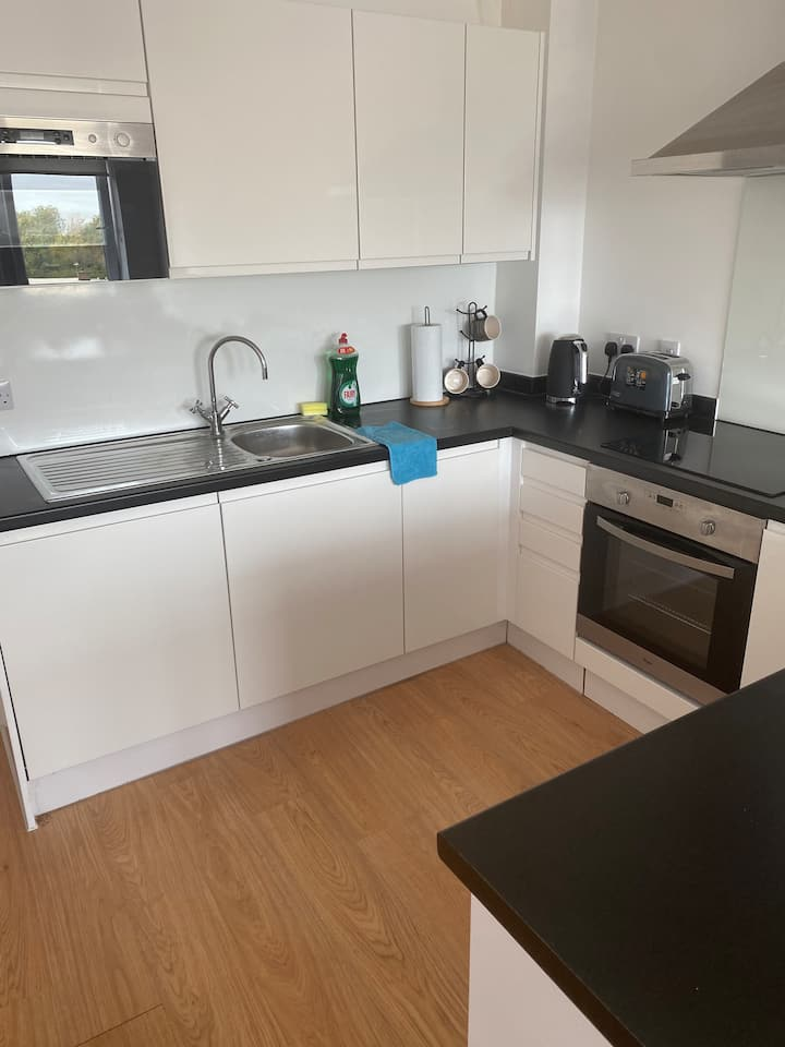 Cosy one-bedroom apartment in Basildon