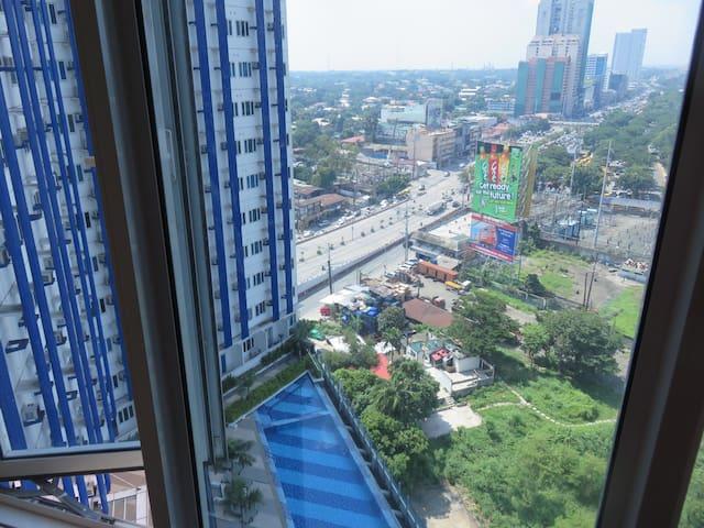 Studiotype unit at Blue Residences - Quezon City - Kondominium