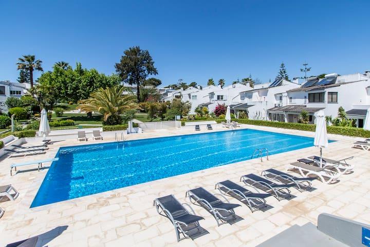 Villa das Hortensias