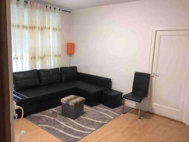 COZY APARTMENT IN CITY CENTER, CLOSE TO UN,AIRPORT