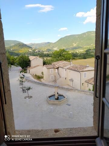 Magnifique Maison de village au pied du Ventoux