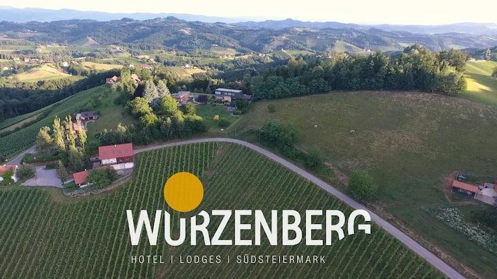 WURZENBERG Südsteiermark - Birkenlodge