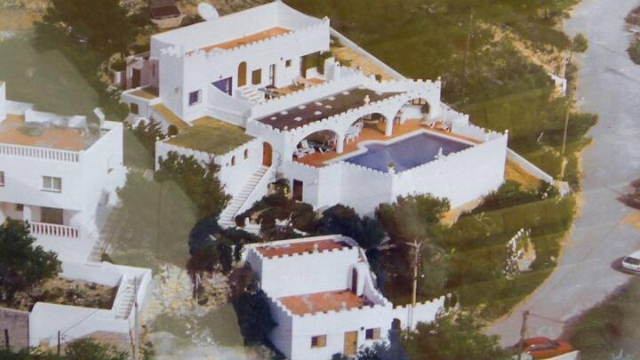 Ibiza Castle  Sea Views HUGE SPACE 1,200m2