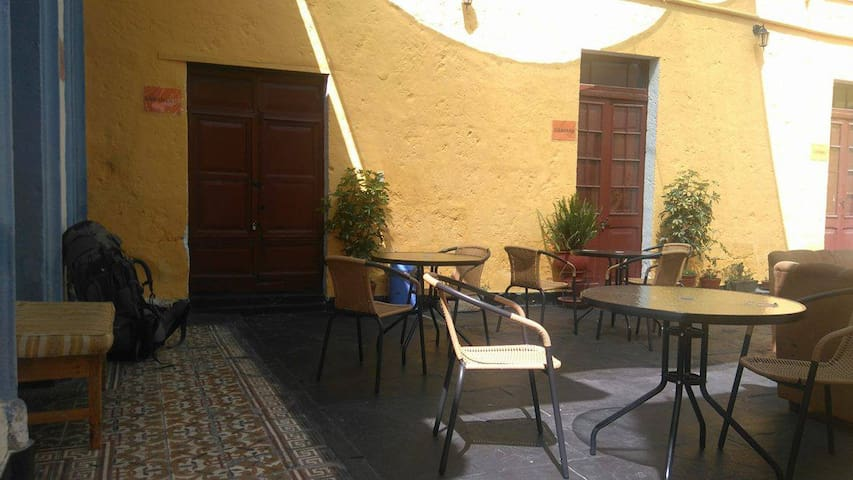 Twin room ensuite-Great Location - Arequipa - Bed & Breakfast