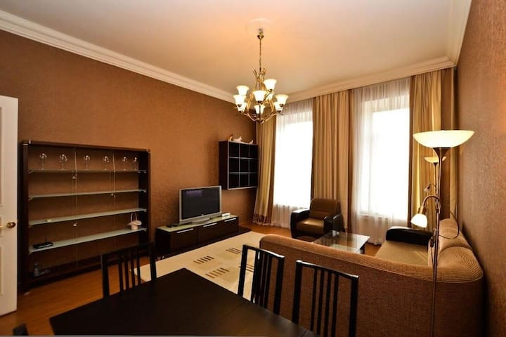 Apartment with Air conditioning - Kursk - Apartamento