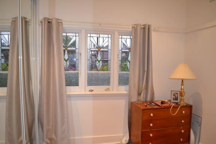 Rosebery Home with a Garden Outlook