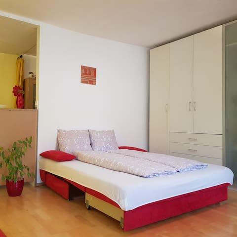 Appartement mit Charme