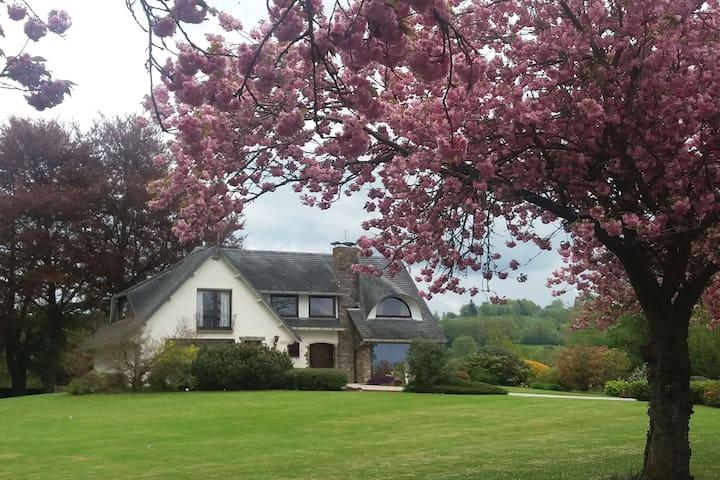 Elegante villa con molti attrezzi, vicino a Stavelot, per vivere come dei re!