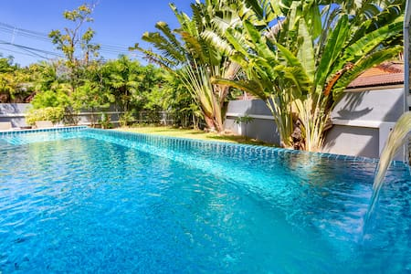 ++Private Pool Villa*****NETFLIX+family/group stay
