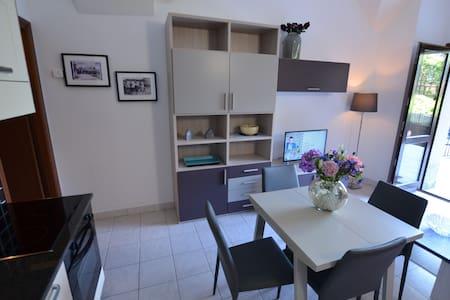 Apartment Cipresso 3, 4 Persons, 1BD, Terrace - Acquaseria