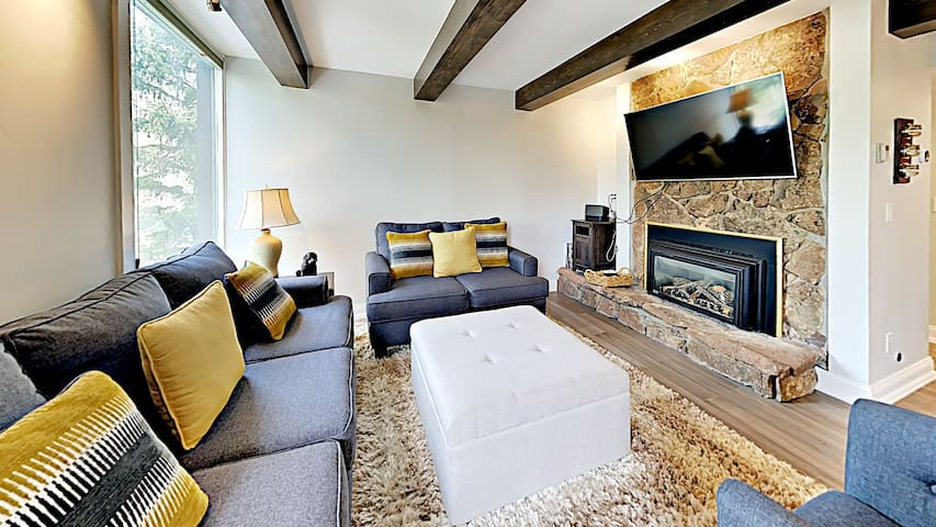 Renovated 2 BD/BA condo in Vail/Lionshead Area