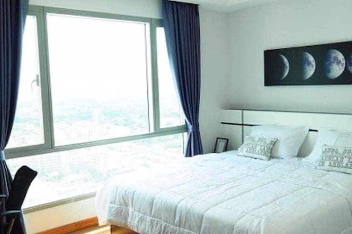 New Luxury Cheap 2BR near Thonglor - Bangkok - Condo