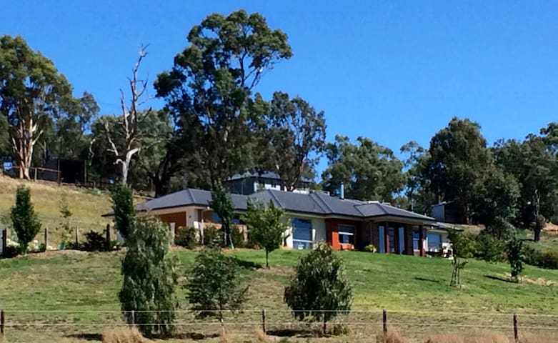 Gesar Park Country Stay - Oakbank - Casa
