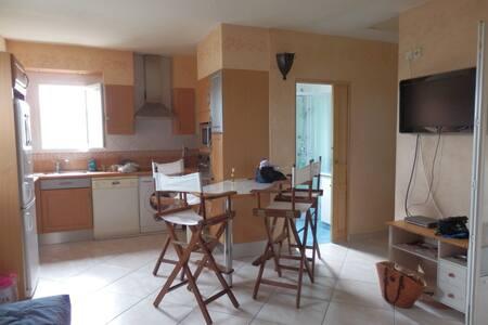 Charmant T2 à Bastia (Biguglia) en rez de villa - Biguglia - Lägenhet