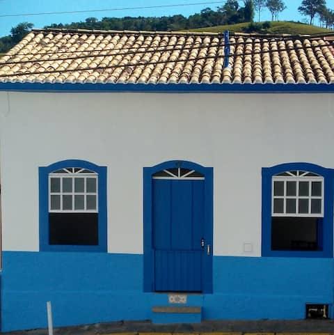 CasAzul em cidade histórica