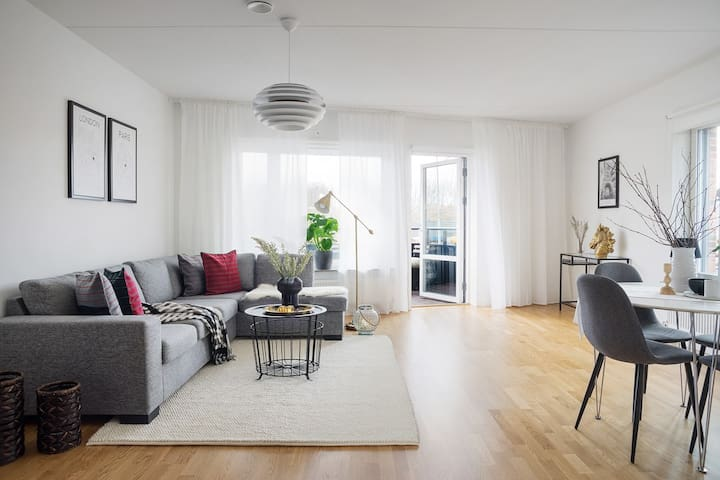 NEW POSH APARTMENT IN ERISKBERG