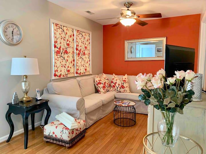 Charming Guest House-Annapolis