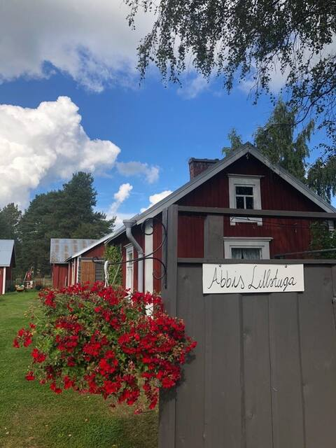 Abbis Lillstuga, traditionsl ostrobothnian cottage