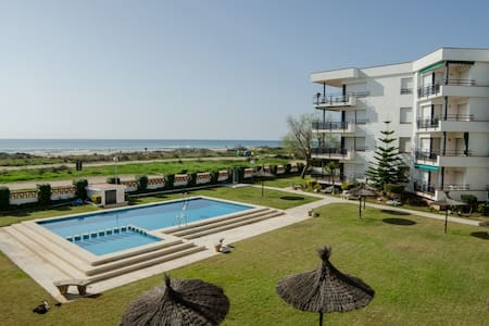 Increible apartamento en primera linea de mar - Creixell - 公寓