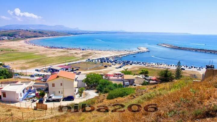 Appartamento sul mare Sicilia Porto Palo Menfi