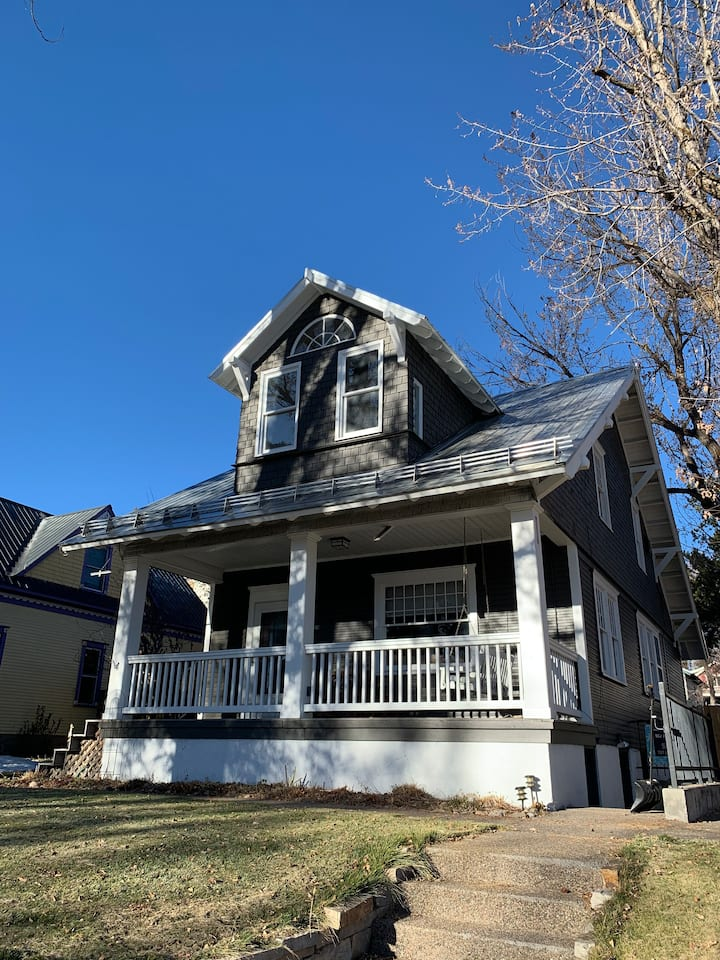 *NEW* Delightful Turn of the Century Downtown Gem
