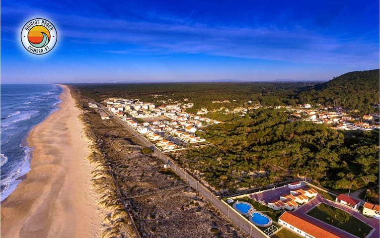 Quiaios Beach Flats-Vista mar
