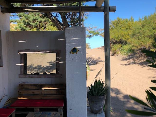"""""""PAILLA HUE""""  Sauce Grande,  con salida a la playa"""