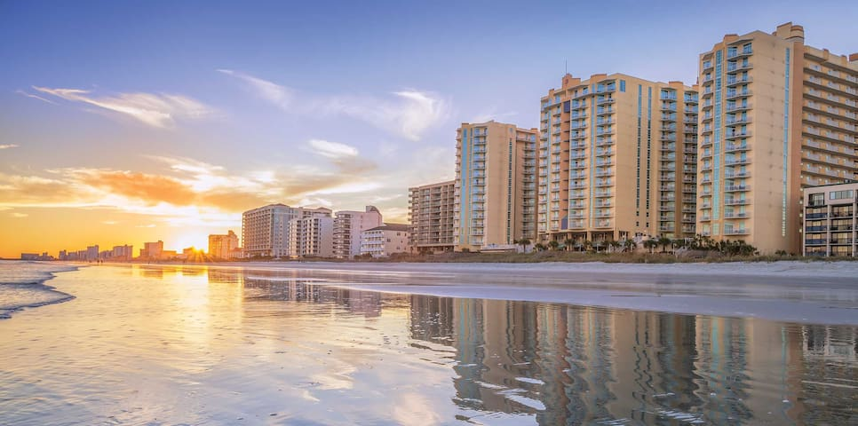 Ocean Boulevard 3 BR Tower IV Apartments For Rent In North Myrtle Beach