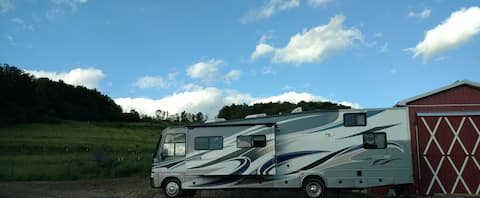 Mansfield -Luxury  motorhome and farmstay