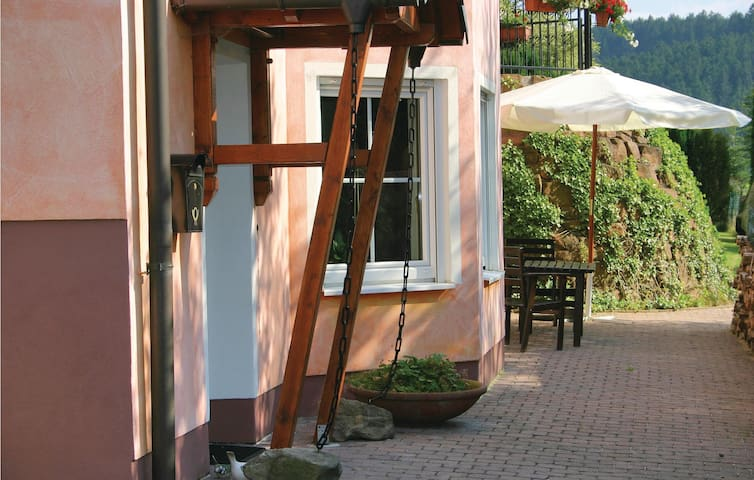 Holiday apartment with 1 bedroom on 57 m² in Oberaula