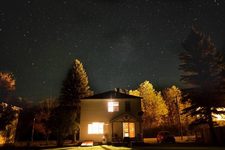 Stargazer's Paradise in White Mtns (Twin Mt)