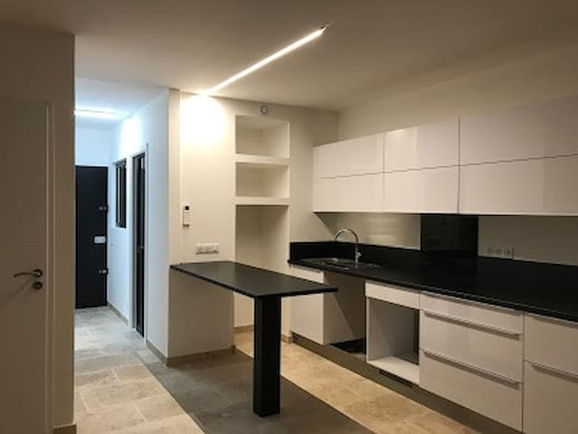 Cuisine et Couloir