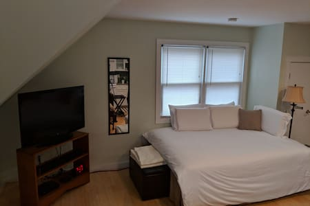 Downtown Guesthouse Apartment near KU