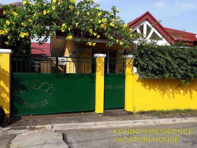 KONDO'S RESIDENCE Vacation House