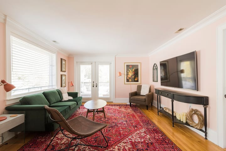 Eclectic South End Condo