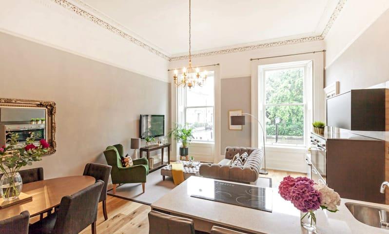 Glasgow West End, Trendy Apartment, Fab Location!