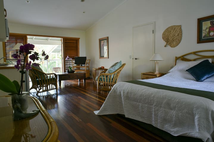 Studio apartment in the South Pacific Resort Noosa
