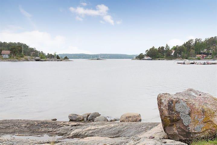 Stockholm archipelago guesthouse - Saltsjöbaden - Cabin