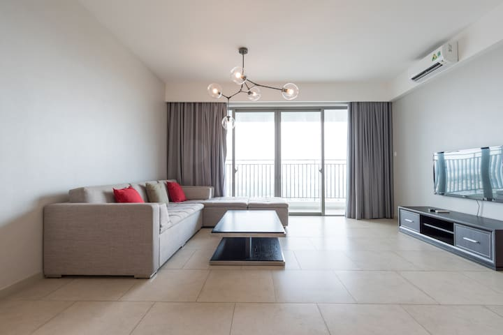 5* 2 BR, river view, walk to SECC - Ho-Chi-Minh-Stadt - Wohnung