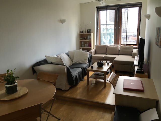 Great location! Comfortable bedroom for 1 or 2 ! - Londres - Bed & Breakfast