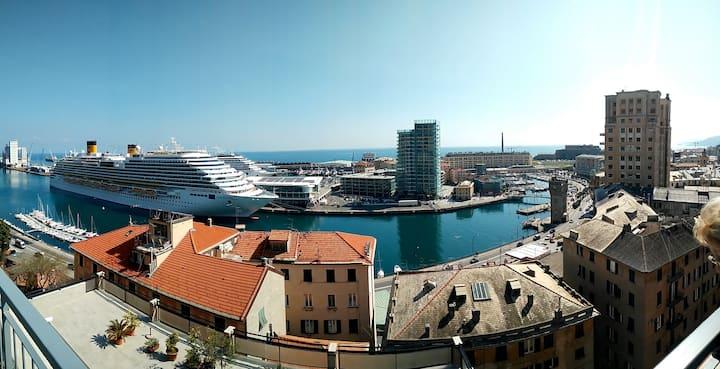 Savona - centro - zona porto