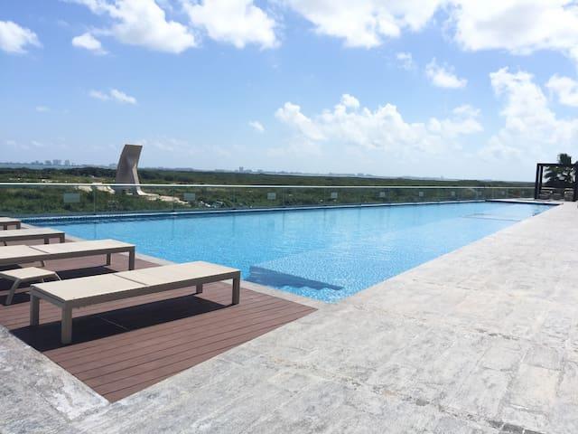 El departamento ideal en Cancún !!